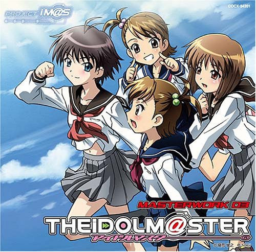 Image 1 for THE IDOLM@STER MASTERWORK 03