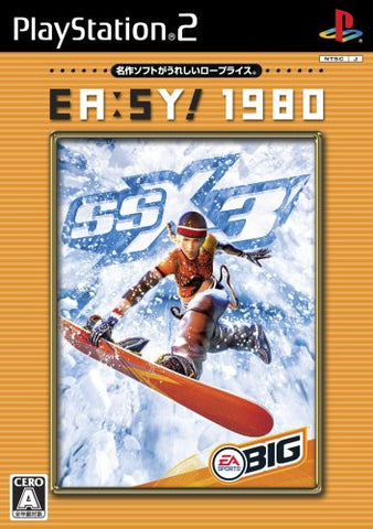 Image for SSX3 (EA:SY! 1980)
