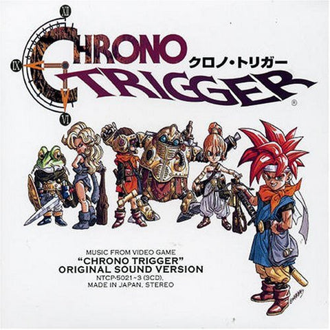 Image for Chrono Trigger Original Sound Version