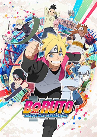 BORUTO - NARUTO Next Generations DVD Box 2 - Limited Edition