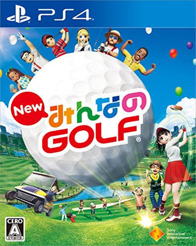 Image for New Minna no Golf