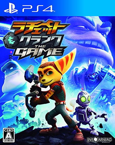 Image for Ratchet & Clank The Game