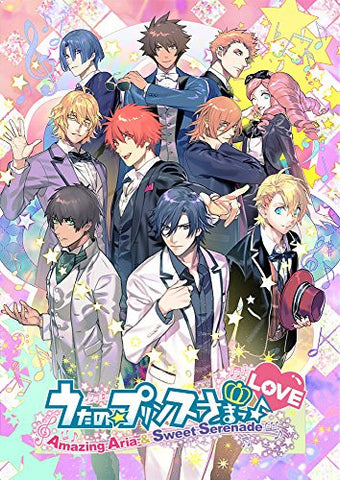Image for Uta no * Prince-Sama: Amazing Aria & Sweet Serenade Love [Amazing Sweet LOVE BOX]
