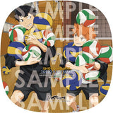 Thumbnail 1 for Haikyuu!! - Tsukishima Kei - Yamaguchi Tadashi - Haikyuu!! - Kutsurogi Collection -Hokago Rotation- - Mousepad (Sol International)