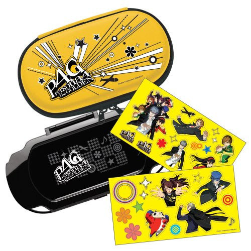 Image 1 for Persona 4 The Golden Accessory Set