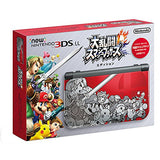 Thumbnail 1 for NINTENDO 3DS LL Super Smash Bros. [Limited Edition]