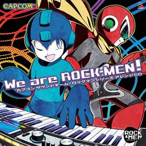 Image for We are ROCK-MEN!