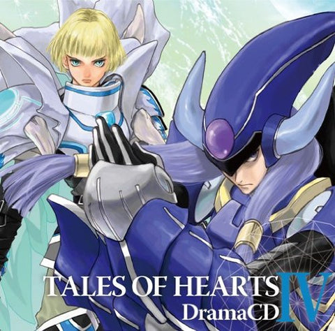 "Image for Tales of Hearts Drama CD IV ""Tsunagaru Sekai"""