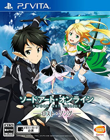 Image for Sword Art Online: Lost Song