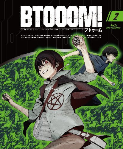 Image 1 for Btooom 02 [Blu-ray+CD Limited Edition]