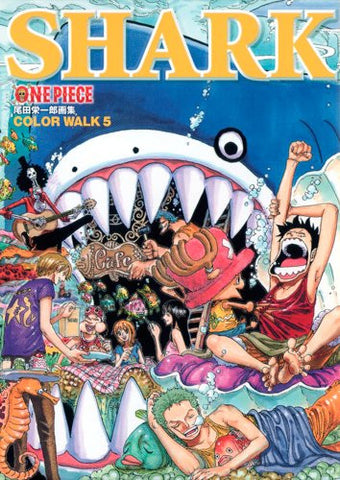 Image for One Piece   Shark
