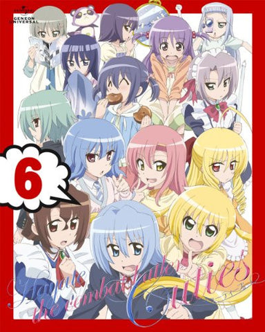 Image for Hayate No Gotoku Cuties / Hayate The Combat Butler: Cuties Vol.6 [DVD+CD Limited Edition]