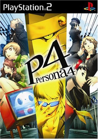 Image for Persona 4
