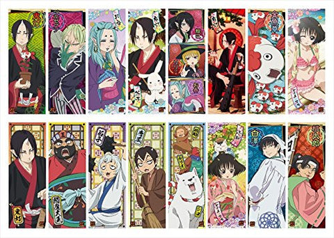 Image for Hoozuki no Reitetsu - Hoozuki - Chara-Pos Collection - Hoozuki no Reitetsu Chara-Pos Collection - Stick Poster (Ensky)