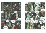 Thumbnail 4 for Nicolas De Crecy Artworks Foligatto Illustration Art Book