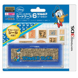 Thumbnail 1 for Disney Character Card Case 6 Seal Set for Nintendo 3DS (Donald)