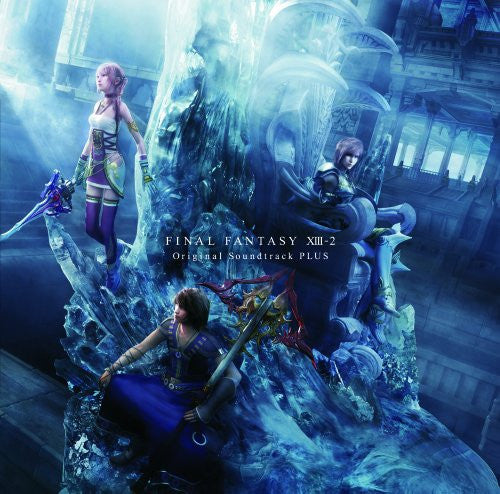 Image 1 for FINAL FANTASY XIII-2 Original Soundtrack PLUS