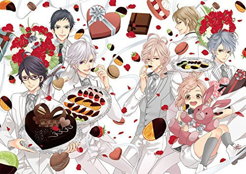 Image 1 for Ova - Brothers Conflict Second Volume Honmei Deluxe Edition [DVD+CD Limited Release]