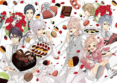 Image for Ova - Brothers Conflict Second Volume Honmei Deluxe Edition [Blu-ray+CD Limited Release]