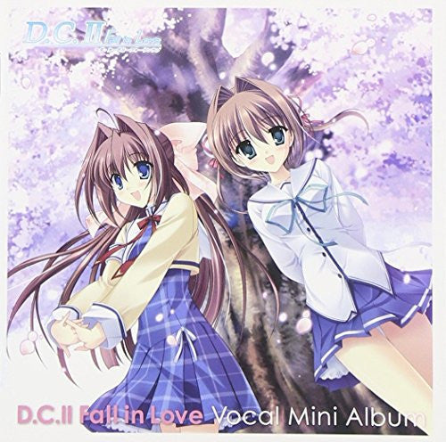 Image 1 for D.C.II Fall in Love ~Da Capo II~ Fall in Love Vocal Mini Album