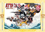 Thumbnail 2 for One Piece - Comic Calendar - Wall Calendar - 2013 (Shueisha)[Magazine]
