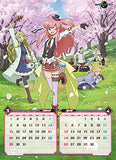 Log Horizon - Wall Calendar - 2015 (Try-X)[Magazine] - 3