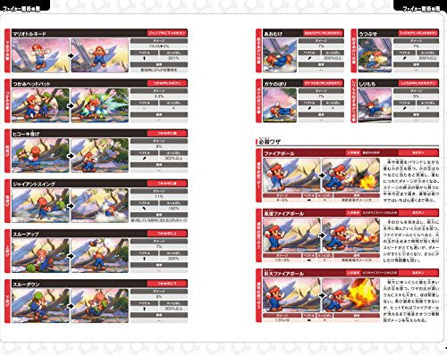 Image 2 for Dairantou Smash Brothers For Nintendo 3 Ds Final Perfect Guide
