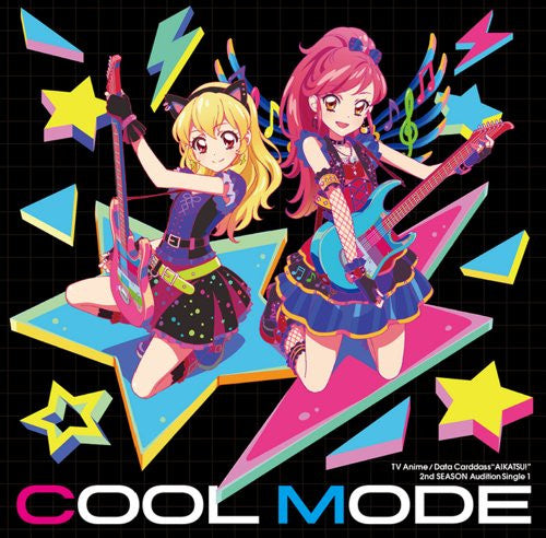 Image 1 for Aikatsu! 2nd Season Audition Single 1 COOL MODE