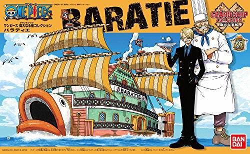 Image 3 for One Piece - One Piece Grand Ship Collection - Baratie (Bandai)