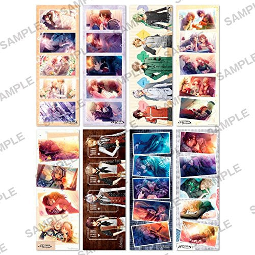 Image 2 for Amnesia - Ikki - Kent - Shin - Toma - Ukyou - Amnesia Pos x Pos Collection - Memorial - - Pos x Pos Collection - Stick Poster (Media Factory)