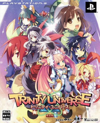 Trinity Universe [Limited Edition]