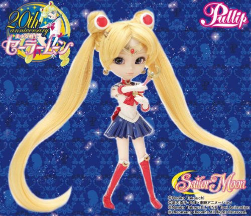 Image 8 for Bishoujo Senshi Sailor Moon - Luna - Sailor Moon - Pullip P-128 - Pullip (Line) - 1/6 (Groove)