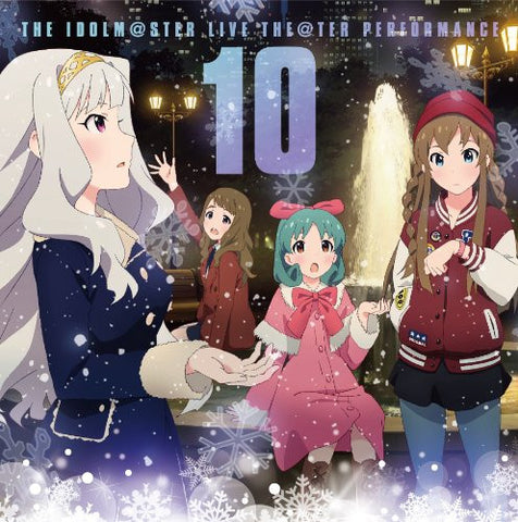 Image for THE IDOLM@STER LIVE THE@TER PERFORMANCE 10