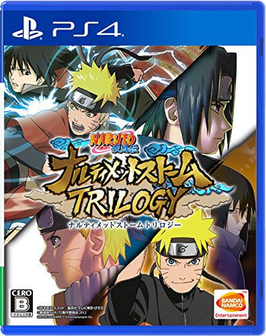 Image for Naruto Shippuden: Ultimate Ninja Storm Trilogy