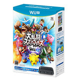 Thumbnail 1 for Dairantou Super Smash Brothers for Wii U [GC Controller Converter Set]
