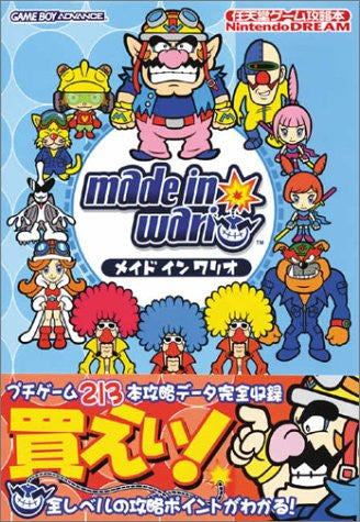 Image for Wario Ware, Inc. Mega Microgame$ Strategy Guide Book / Gba