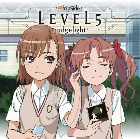 Image for LEVEL5 -judgelight- / fripSide [Limited Edition]