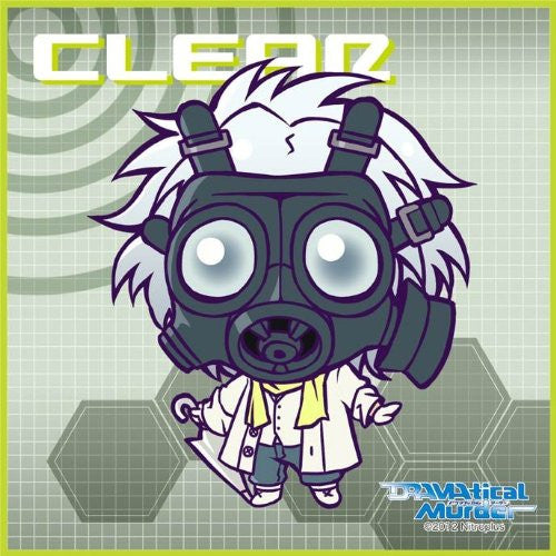 Image 1 for DRAMAtical Murder - Clear - Mini Towel - Towel - Chimi (Broccoli)