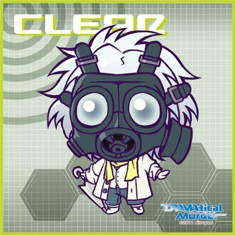 Image for DRAMAtical Murder - Clear - Mini Towel - Towel - Chimi (Broccoli)