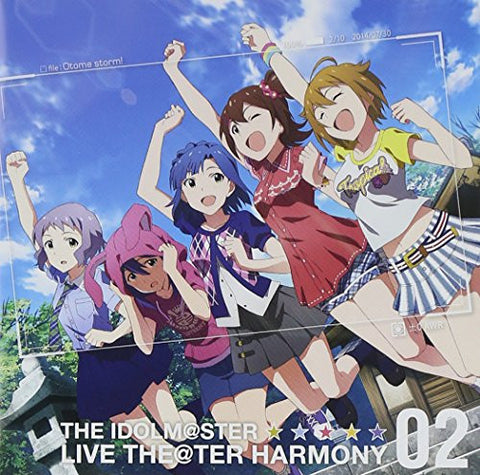 Image for THE IDOLM@STER LIVE THE@TER HARMONY 02