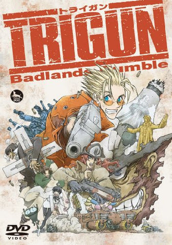 Image for Trigun Badlands Rumble