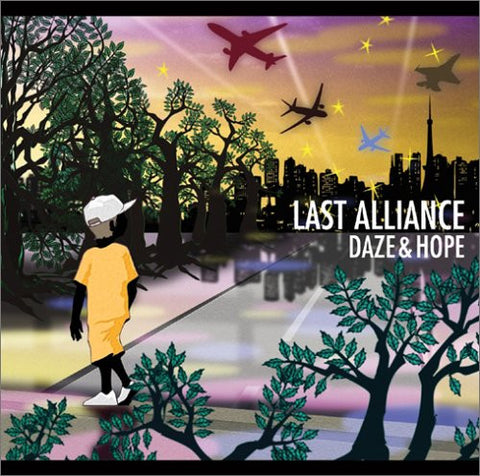 Image for DAZE & HOPE / LAST ALLIANCE