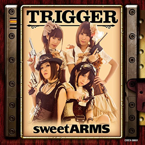 Image for TRIGGER / sweet ARMS