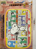 Thumbnail 1 for 3DS LL Character Soft Pouch (Peanuts Comic)