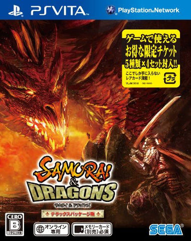 Image for Samurai & Dragons