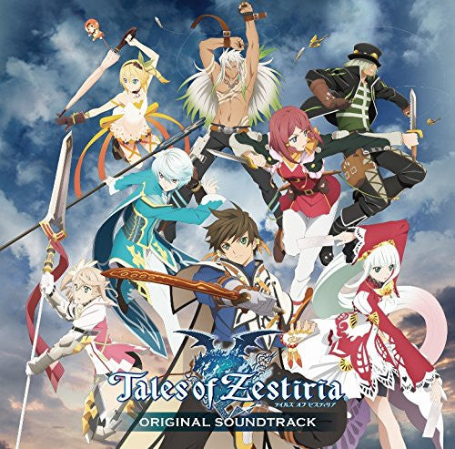 Image 1 for Tales of Zestiria Original Soundtrack [Limited Edition]