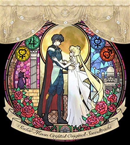 Image 1 for Sailor Moon Crystal Original Soundtracks