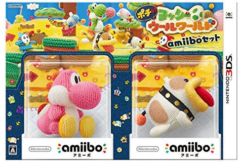 Image for Poochy and Yoshi's Woolly World [amiibo Set]