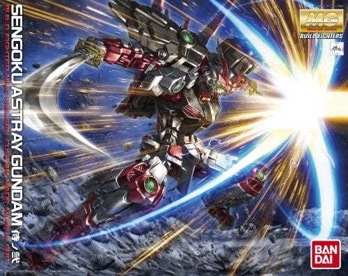 Image 3 for Gundam Build Fighters - Samurai no Nii Sengoku Astray Gundam - MG - 1/100 (Bandai)