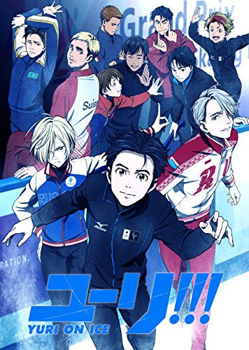 Image 1 for Yuri!!! on Ice - Vol. 6 - Limited Edition (Blu-ray)